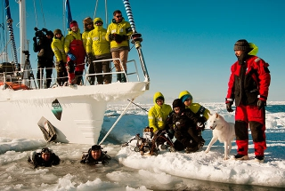 探索各種形式的冰