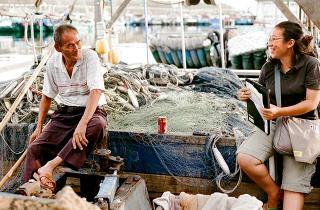 記錄漁村變化