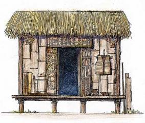 干欄式家屋