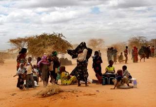 索馬利亞難民