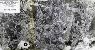 岡山航照圖