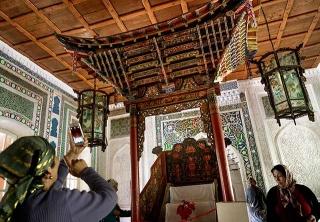 中國建築元素的清真寺