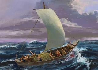 漁獵及航海技術