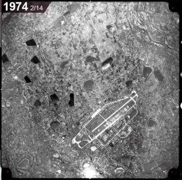 大園航空地景 1974.2.14