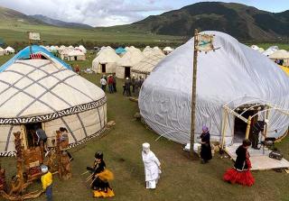 展示游牧文化傳統
