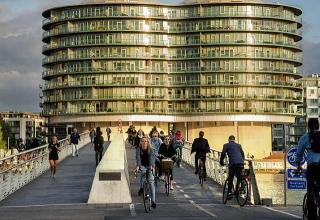 單車是丹麥民眾主要通勤工具