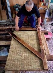 手工製作榻榻米