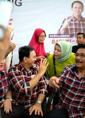 印尼雅加達省首位華人省長鍾萬學