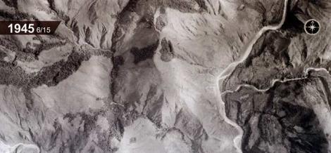 荖濃溪斫伐 1945.6.15
