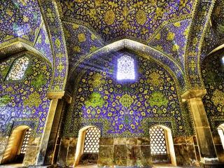 朗伊斯法罕的伊瑪目清真寺