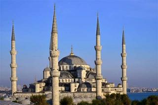 土耳其 蘇丹阿赫瑪一世清真寺