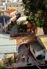台南市的兌悅門