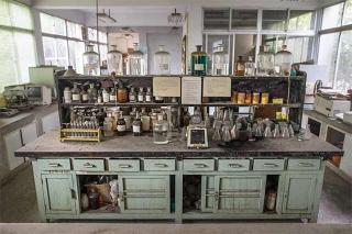 糖廠檢驗室
