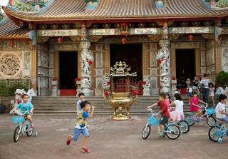 魯班仙師廟