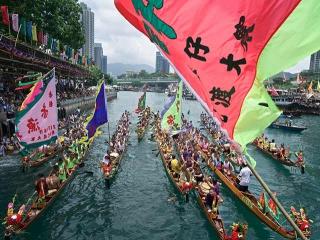 香港國際龍舟競渡