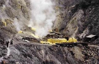 大油坑採礦