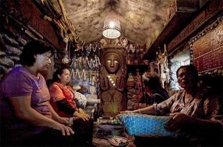 魯凱族祖靈屋