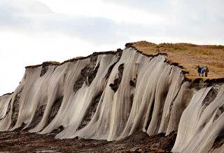 永凍土懸崖