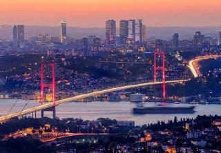 博斯普魯斯海峽大橋