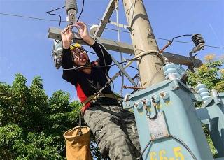 電力維修人員
