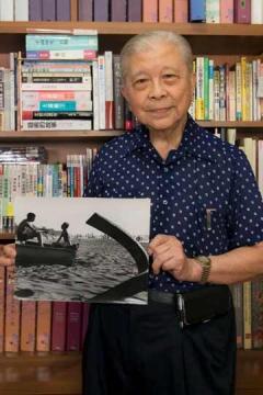 黃伯驥 HWANG Pai-Chi 1931- (2017年,孫耀天攝)