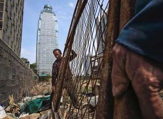 農田開發為城市