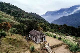 大禮部落教堂