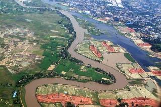 布里甘加河河畔