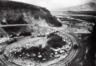 螺旋式鐵道