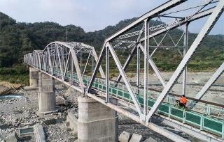 大甲溪鐵橋