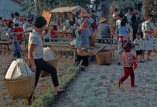 1968,台中東勢地區