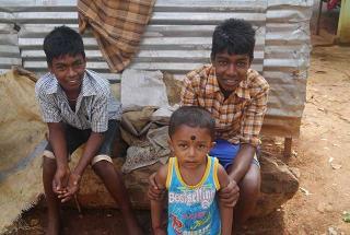 賈夫納難民營