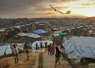 庫圖巴朗難民營