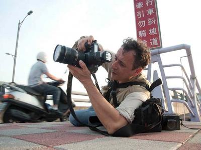 安培淂,現任《經典雜誌》攝影召集人