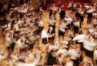 維也納歌劇院舞會