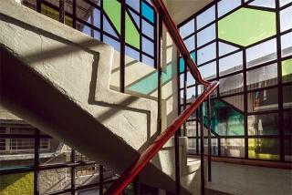 樓梯間改造