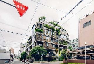 大阪的「NEXT21」社區