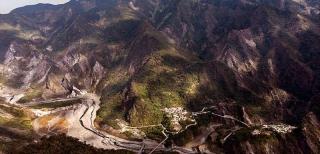 八八風災後原村重建的原民社區