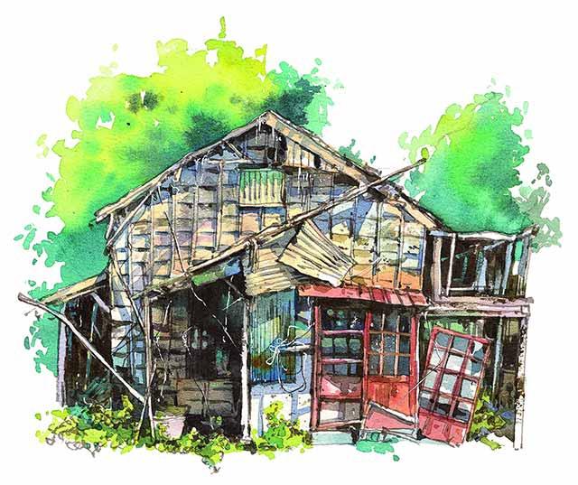 和平路日式老屋