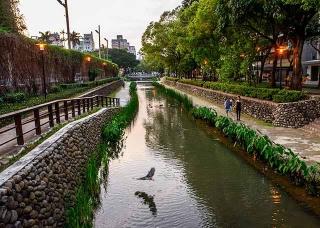 新竹護城河