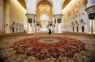 最大編織地毯