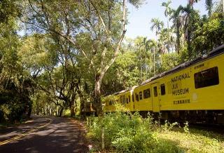 復古小火車