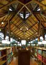 那瑪夏區民權國小圖書館