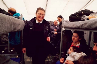 關懷敘利亞難民