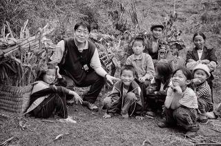 貴州羅甸山區採訪