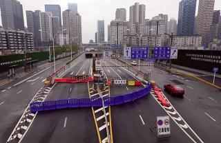 武漢長江隧道