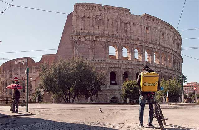 羅馬競技場前
