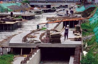 台中市的柳川整頓