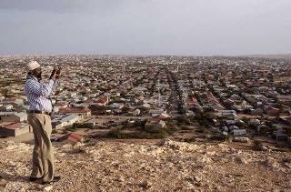 索馬利蘭首都哈爾格薩