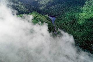 棲蘭山鴛鴦湖